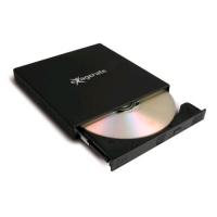 HAMLET XDVDSLIMK MASTERIZZATORE CD/DVD ESTERNO SLIM INTERFACCIA
