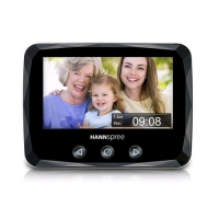 "HANNSPREE SG4311SB CORNICE DIGITALE 4.3"" 480x272px USB 2.0 NERO"