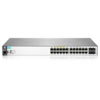 HP BLADESYSTEM 2530-24G-POE+ SWITCH 24 PORTE LAN 4 PORTE FIBRA