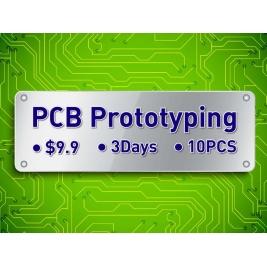 Fusion PCB Service - 4 Layers
