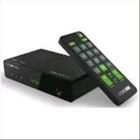 I-CAN T380 ZAPPER DECODER DIGITALE TERRESTRE HD T2 HEVC USB REC