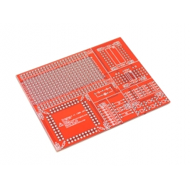 QFP surface mount protoboard - 0.80mm