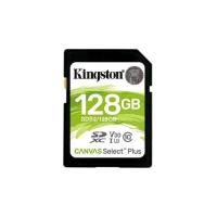 KINGSTON CANVAS SELECT PLUS 128GB SDXC CLASSE 10 UHS-I