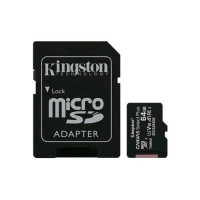 KINGSTON CANVAS SELECT PLUS 64GB MICRO SDXC CLASSE 10 UHS-I + AD