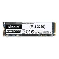 KINGSTON KC2000 SSD 1.000GB M.2 NVMe 3D TLC PCIE 3.0