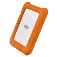 LACIE RUGGED USB-C HDD 2.000GB ESTERNO USN 3.1 ARANCIONE/ARGENTO
