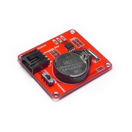 Electronic brick- Real Time Clock Module(DS1307)