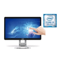 """ADJ 273-24391T ALL IN ONE 23.8"""" TOUCH SCREEN i3-9100 3.6GHz RAM"""