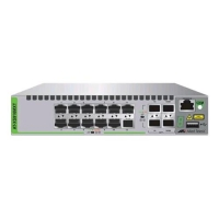 ALLIED TELESIS AT-XS916MXT-50 SWITCH DI RETE GESTITO L3 12 PORTE