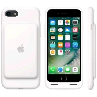 APPLE iPHONE 7 SMART BATTERY CASE ORIGINALE IN SILICONE COLORE B