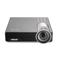ASUS P3E VIDEOPROIETTORE DLP WXGA 800 ANSI LUME CONTRASTO 100.00