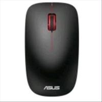 ASUS WT300 BLACK-RED MOUSE WIRELESS STANDARD OTTICO 1.000/1.600