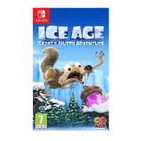 BANDAI NAMCO NINTENDO SWITCH ICE AGE SCRAT S NUTTY ADVENTURE EUR