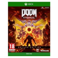 BETHESDA XBOX ONE DOOM ETERNAL DELUXE EDITION ITALIA