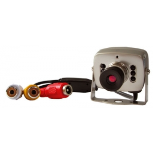 Telecamera CMOS a Colori con Audio