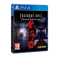 CAPCOM PS4 RESIDENT EVIL ORIGINS COLLECTION VERSIONE EUROPA