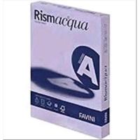 CARTOTECNICA FAVINI RISMACQUA CARTA A4 100 FOGLI 90 GR LILLA 06
