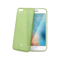 CELLY APPLE iPHONE 7 FROST COVER IN TPU COLORE GREEN LIME