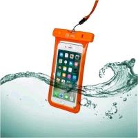 """CELLY SPLASHBAG CUSTODIA IMPERMEABILE PER SMARTPHONE 6.2"""" COLORE"""