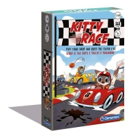 CLEMENTONI KITTY RACE GIOCO DI CARTE DA TAVOLO