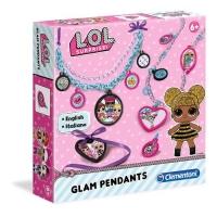 CLEMENTONI LOLART & CRAFT GLAM PENDANTS