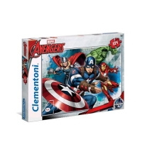 CLEMENTONI THE AVENGERS 104pcs SUPERCOLOR (27973)