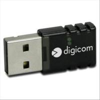 DIGICOM 8E4443 ADATTATORE DI RETE USB 2.0 COMPATIBILE CON ACCESS