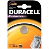 DURACELL DL2016/CR2016 BATTERIA AL LITIO A BOTTONE 3V