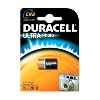 DURACELL ULTRAPHOTO CR2 3V BATTERIA AL LITIO