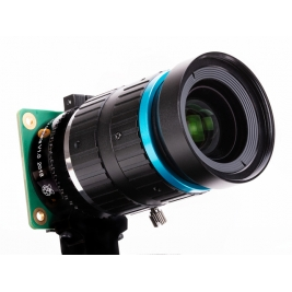 16mm 10MP Telephoto Lens for Raspberry Pi HQ Camera