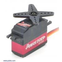 Power HD Mini High-Speed Digital Servo 3688HB
