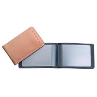 FAVORIT PORTA CARDS IN PVC 75X110 mm 6 TASCHE INTERNE DA 85X54 m