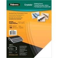 FELLOWES CLEAR COPERTINA IN PVC 212X294 mm A4 240MY COL. TRASPAR