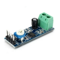 Mini amplificatore audio con LM386