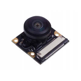 IMX219-200 8MP Camera with 200° FOV - Compatible with NVIDIA Je