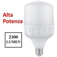 Lampada LED - Alta potenza 28 W - 2300 Lumen - E27