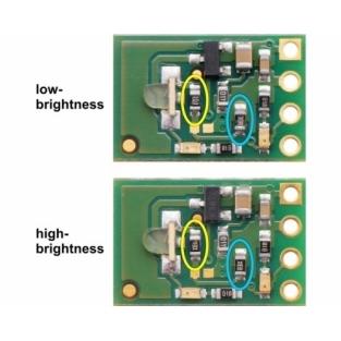 Pololu 38 kHz IR Proximity Sensor, Fixed Gain, High Brightness