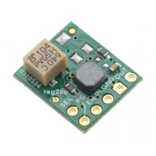 3.3V Step-Up/Step-Down Voltage Regulator w/ Adjustable Low-Volta
