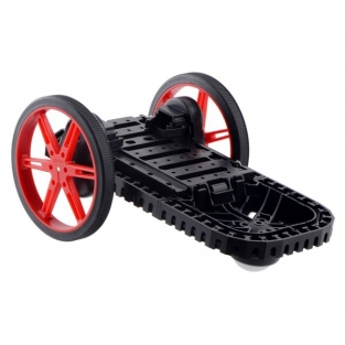 Balboa Chassis with Stability Conversion Kit (No Motors, Wheels,