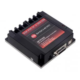 MCP266 Dual 60A, 60VDC Advanced Motor Controller