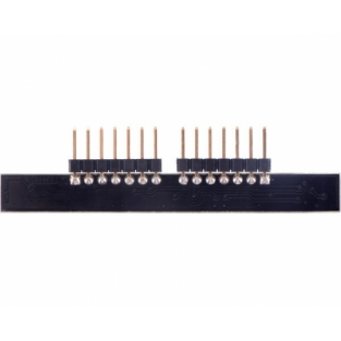 5-Channel Reflectance Sensor Array for Balboa 32U4 Balancing Rob