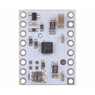 STSPIN220 Low-Voltage Stepper Motor Driver Carrier (Header Pins