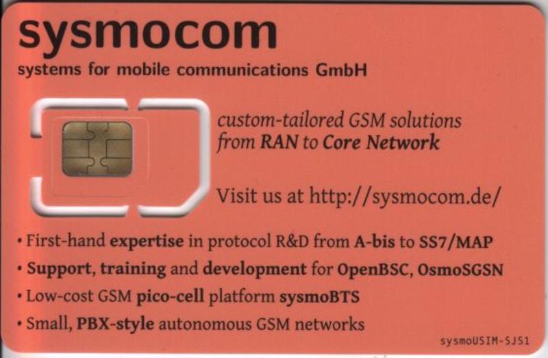 sysmoUSIM-SJS1 SIM + USIM Card (10-pack)