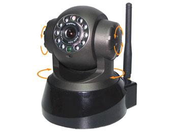 Telecamera ip motorizata con wi fi for Finestra vasistas motorizzata prezzo